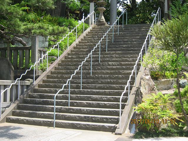 大神宮西階段