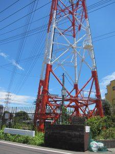東電対策工事